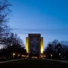Notre Dame participates in Earth Hour for ninth year