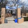 RecycleMania Cardboard Box Fort takes over Fieldhouse Mall