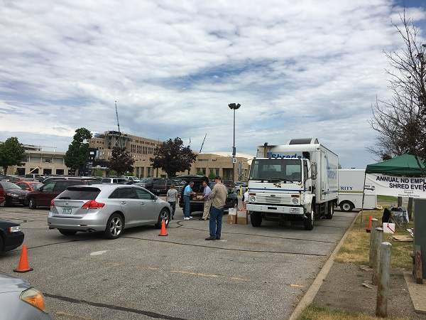 Shred Line 2016 Shred Event Small