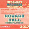 The Results Are In! Howard Hall Wins Megawatt Madness Competition 2017