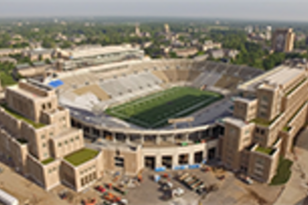 Nd Football Stadium 1