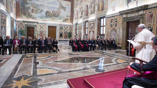 Pope Vatican Conference Feature