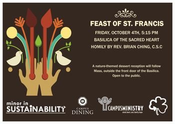 Feastofstfrancisposter 2019
