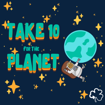 Take 10 For The Planet Event